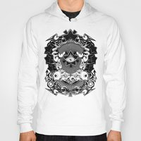 all seeing eye Hoodies featuring All seeing eye by Tshirt-Factory