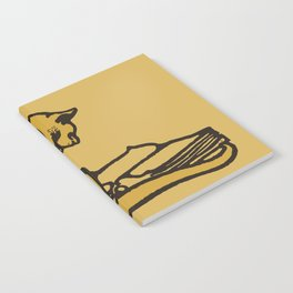 Cool cats read books Notebook