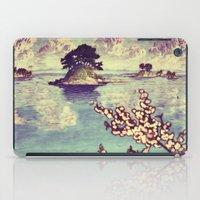 japanese iPad Cases featuring Watching Kukuyediyo by Kijiermono