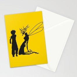 Killua Kills Stationery Cards