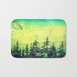 Resting Season Bath Mat