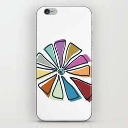pizza slices iPhone Skin