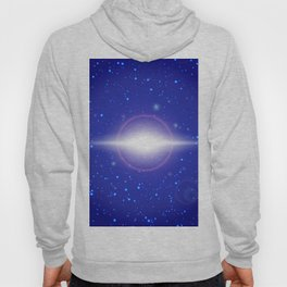 Abstract lights Hoody