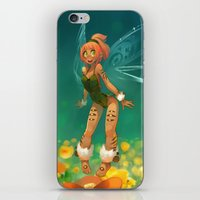 elf iPhone & iPod Skins featuring Elf by xaxaxa