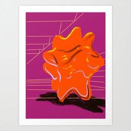 ENPEEGEE Art Print