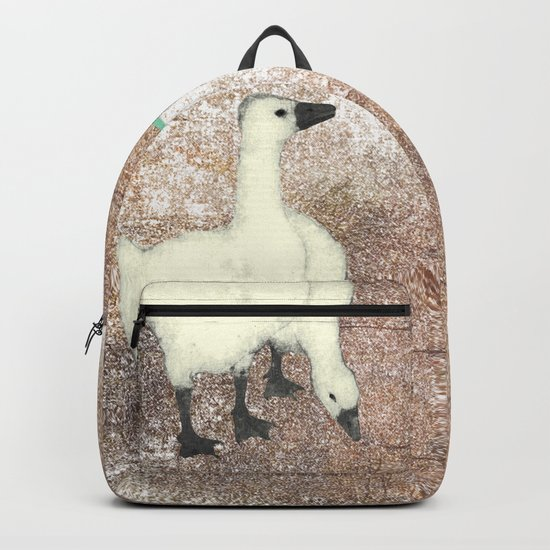 Not so wild geese Backpack
