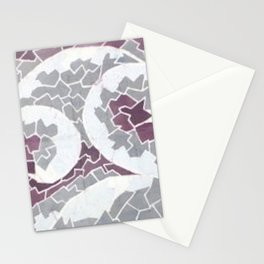 Angry Ocean Stationery Cards