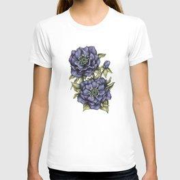 Roses in the Dark T-shirt