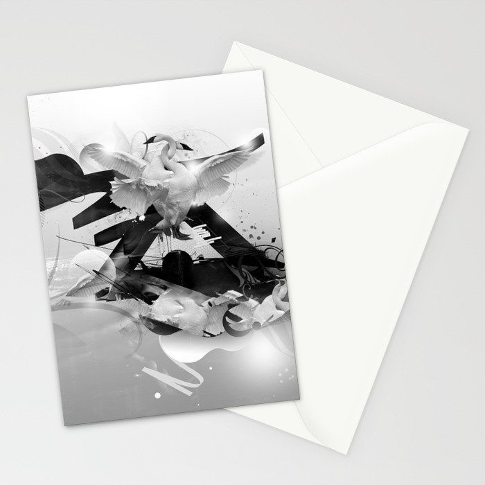 A moment of Lightness Stationery Cards