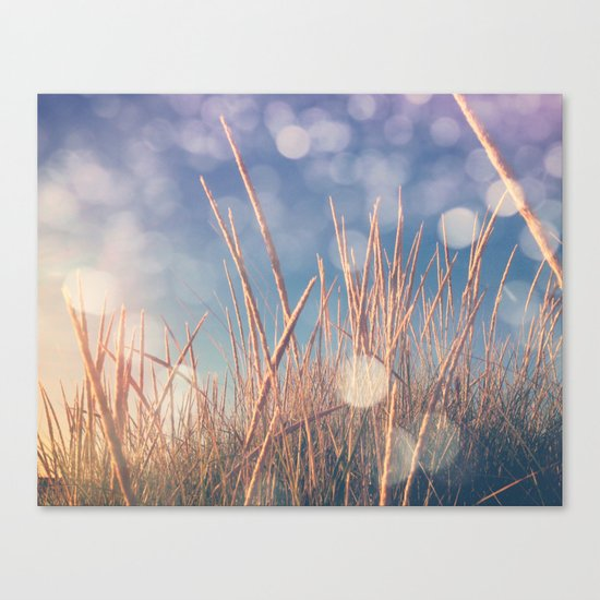 Prelude to Dusk Canvas Print