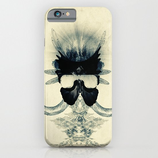 A black angel from Aksoum iPhone & iPod Case