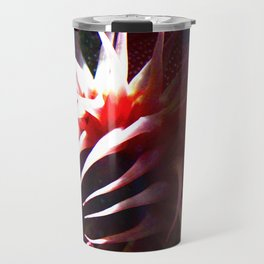 Sea Anemone Sway Travel Mug