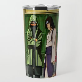 ninja konoha Travel Mug