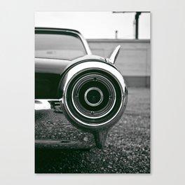 Classic T-bird taillight Canvas Print