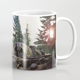 A WARM SPOT ON THE RIDGETOP Coffee Mug