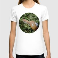 oregon T-shirts featuring Oregon Forestsnail by A Wandering Soul