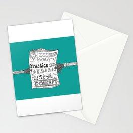 Safe Design illustration Stationery Cards