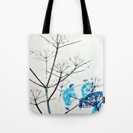 WILDFLOWERS Sicily Tote Bag
