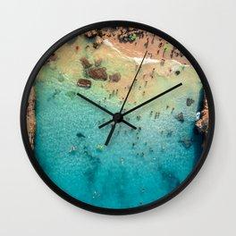 Cala Wall Clock