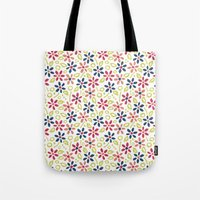 matisse Tote Bags featuring Matisse Floral by Rosie Simons