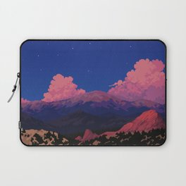 Sunset at Garden of the Gods Laptop Sleeve