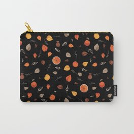 Apple spice (black coffee) Carry-All Pouch