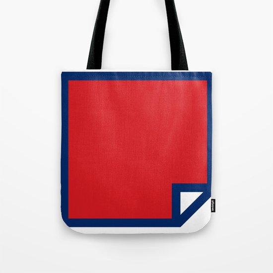 Lichtenswatch - Wham Tote Bag
