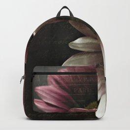 gazania flowers Backpack