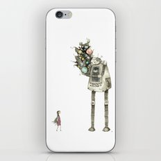You asked me for space iPhone & iPod Skin
