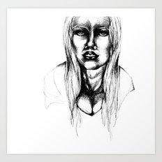 Astair Art Print