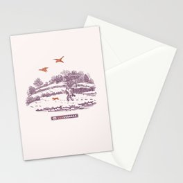 A Vintage Memory Stationery Cards