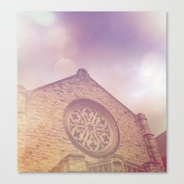 Eastern Light Canvas Print