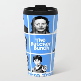 The Butcher Bunch Metal Travel Mug