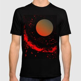 Dust 03 - Post Biological Universe T-shirt
