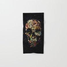 Smyrna Skull Hand & Bath Towel