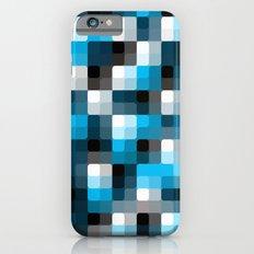 Pixelation iPhone 6s Slim Case