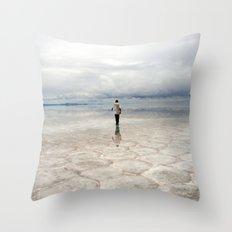 Uyuni's  Throw Pillow