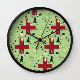 MILK Wall Clock
