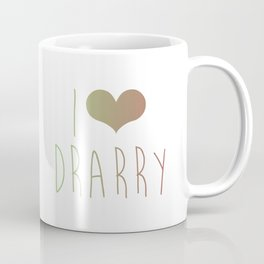 I Love Drarry Coffee Mug