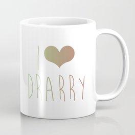 I Love Drarry Coffee Mug