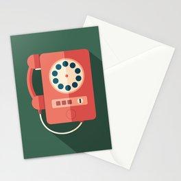 Retro Payphone Stationery Cards
