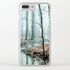 Gather up Your Dreams Clear iPhone Case