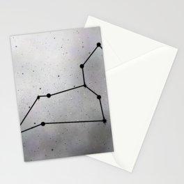 LEO (ZODIAC SIGNS) Stationery Cards