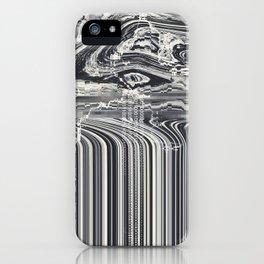 Eye Glitch Art iPhone Case