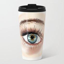 Window of the soul Travel Mug