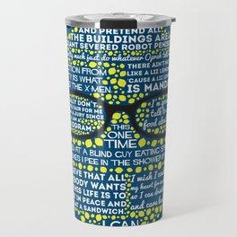 Lemon Travel Mug