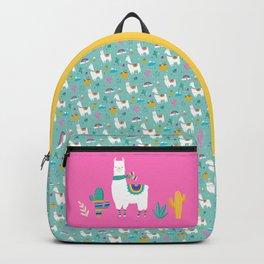 Hola, Llama Backpack