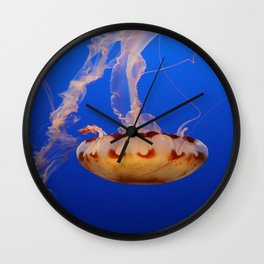 Medusa Jelly Wall Clock