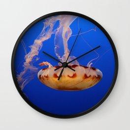 Medusa Jelly Wall Clock
