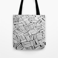 pulp fiction Tote Bags featuring Pulp fiction by GrandeDuc